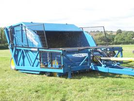 Terra- vac veegmachine